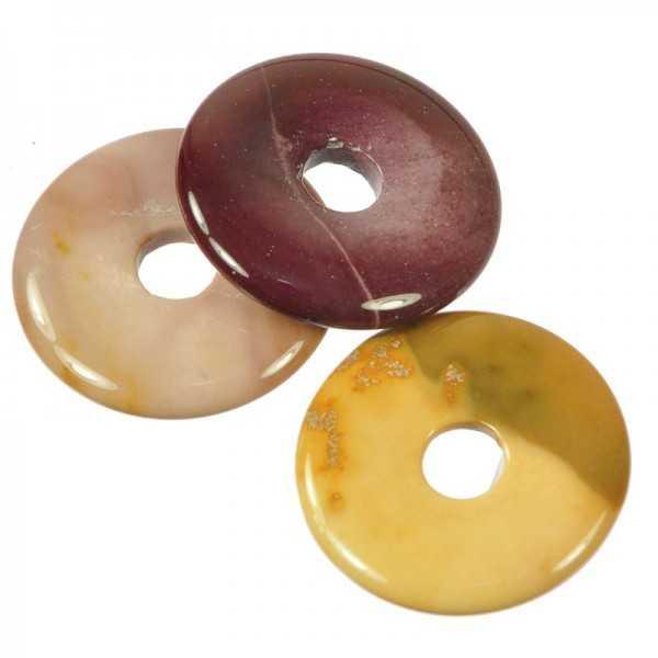 Mookait Edelstein Donut