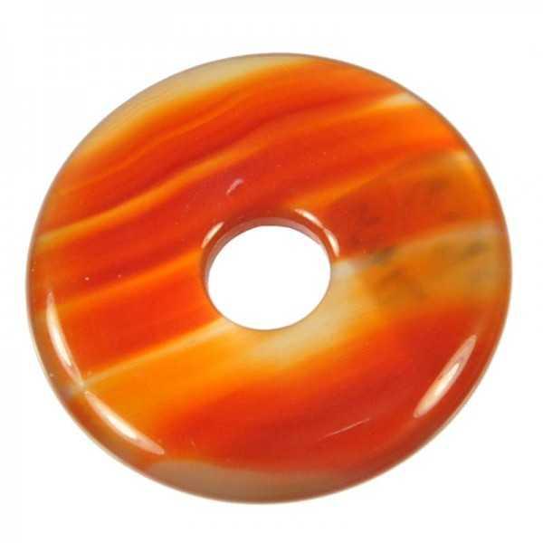 Karneol-Donut 50