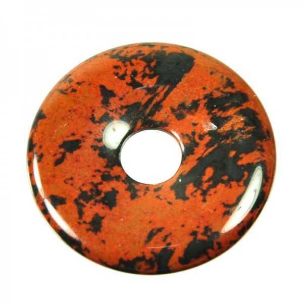 Mahagoni-Obsidian-Donut 40