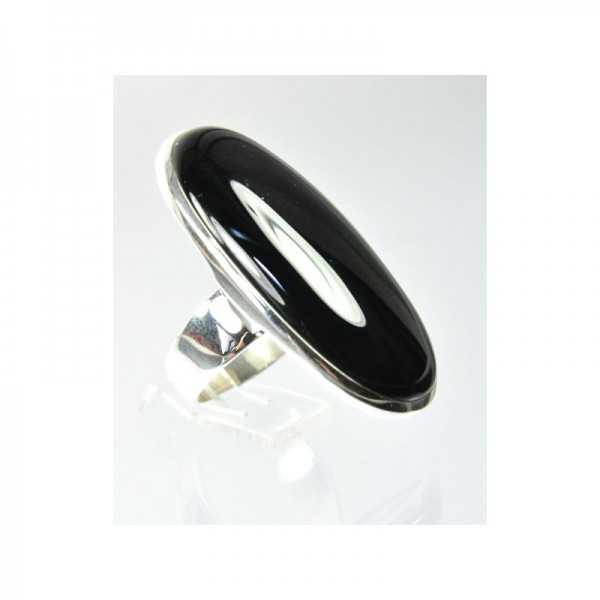 Onyx Ring oval