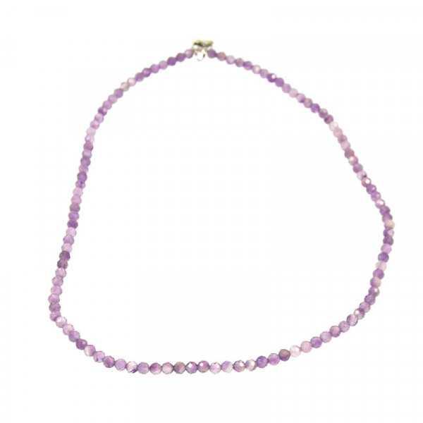 Amethyst Halskette