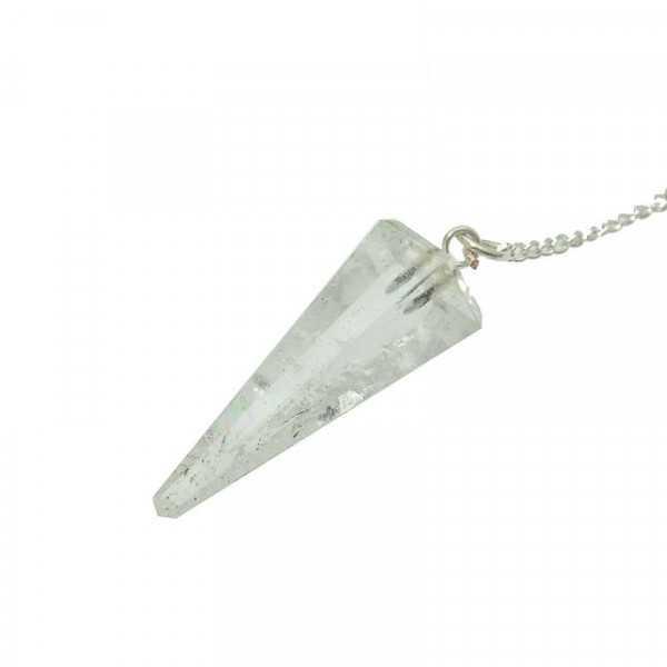 Edelsteinpendel Bergkristall