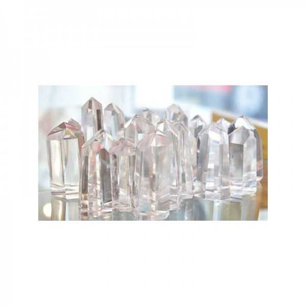 Bergkristall Spitzen Small