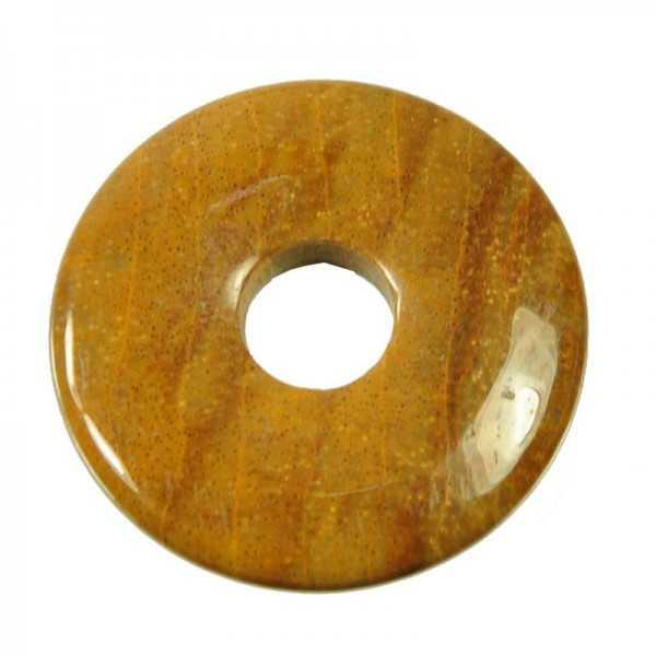 Versteinertes Holz Donut 30