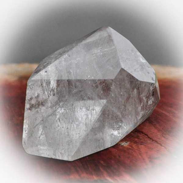 Bergkristall Rutilquarz