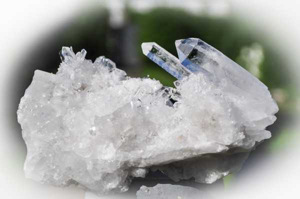 Bergkristall A-Qualität aus Brasilien