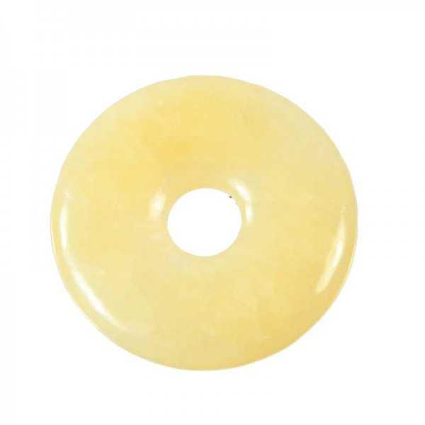 Orangen-Calcit-Donut 30