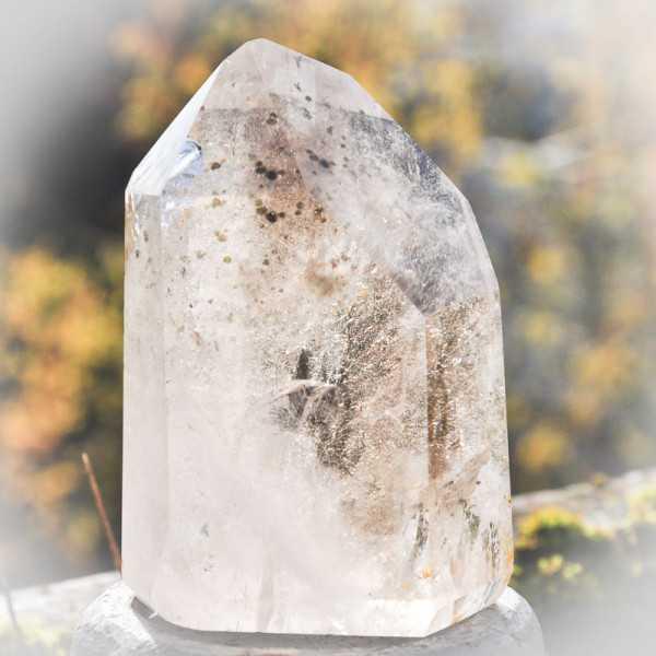 bergkristall aus madagaskar