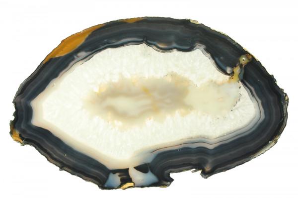 Achatscheibe 19 x 13 cm