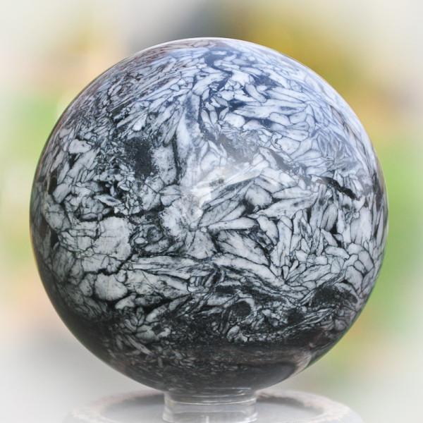 Pinolith Kugel 12 cm aus Österreich