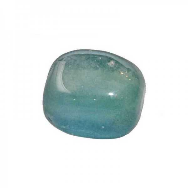fluorit grün trommelstein heilstein