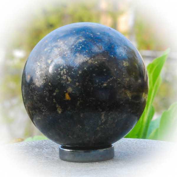 Hämatit Blutstein Kugel ca. 5 cm