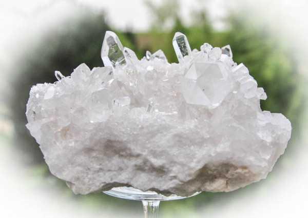 Bergkristall aus Brasilien