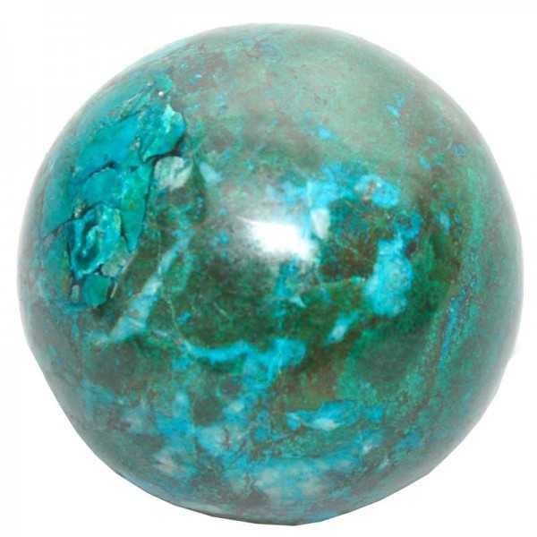 Chrysokoll Kugel ca. 5,5 cm Durchmesser