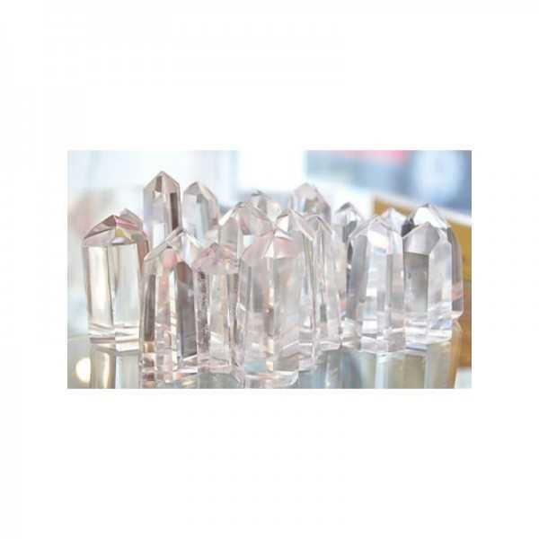 Bergkristall Spitzen Medium